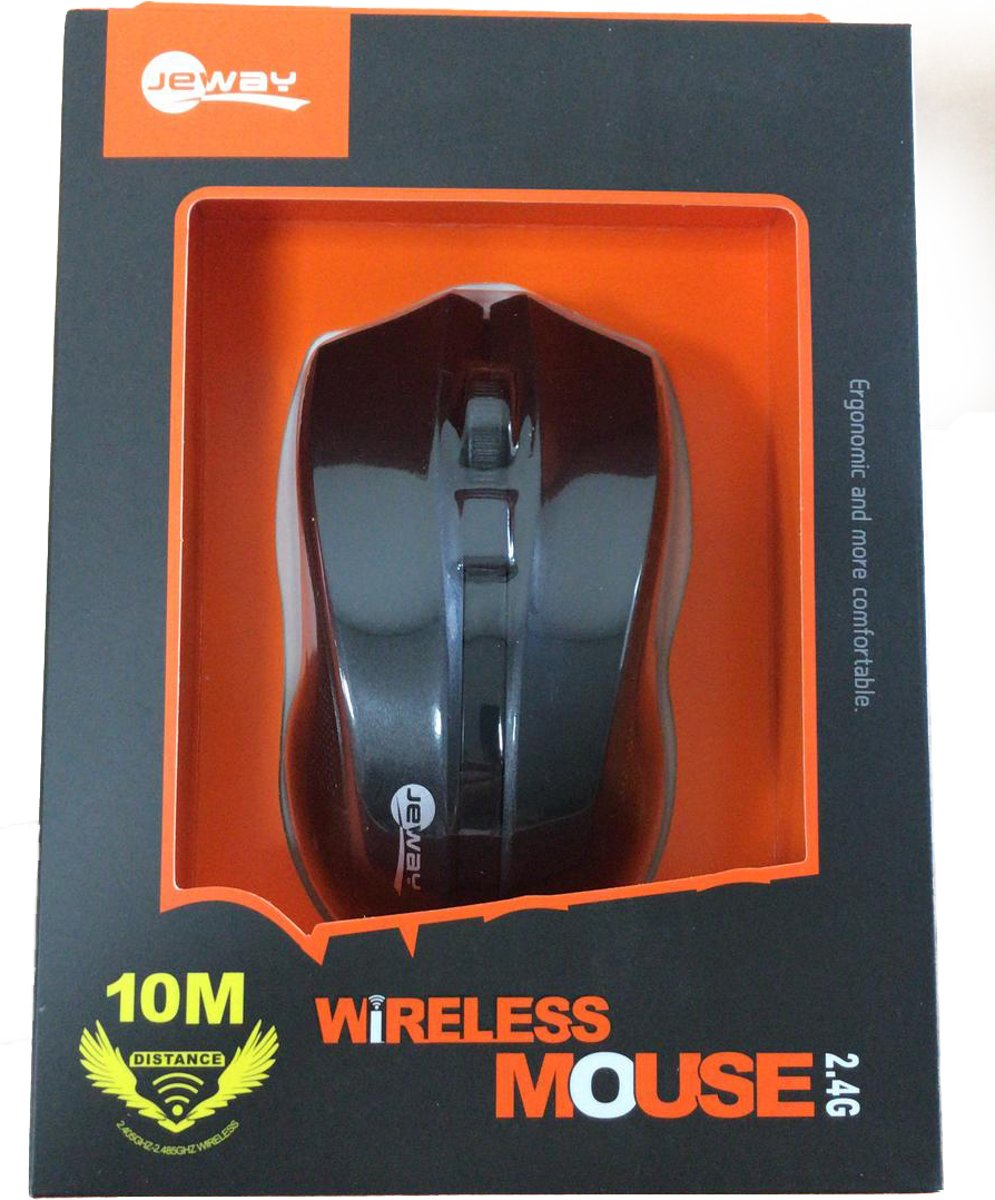 Jeway Wireless muis 2.4G