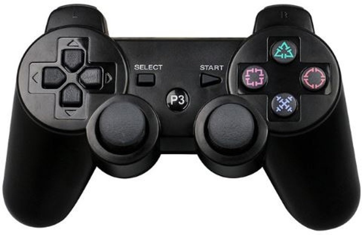 Playstation 3 Wireless Bluethooth Reproduction