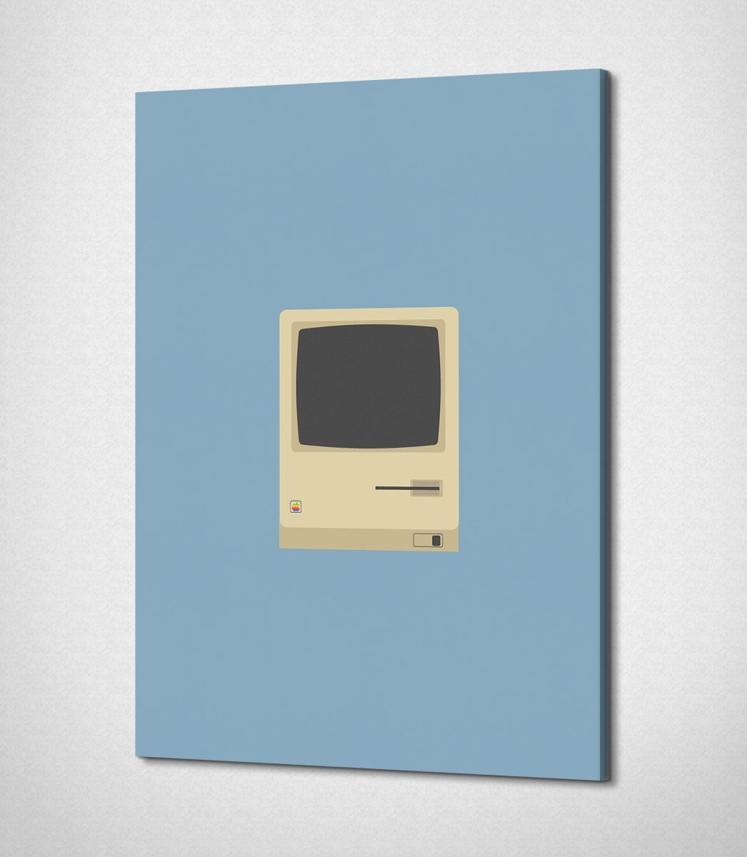 Macintosh Canvas