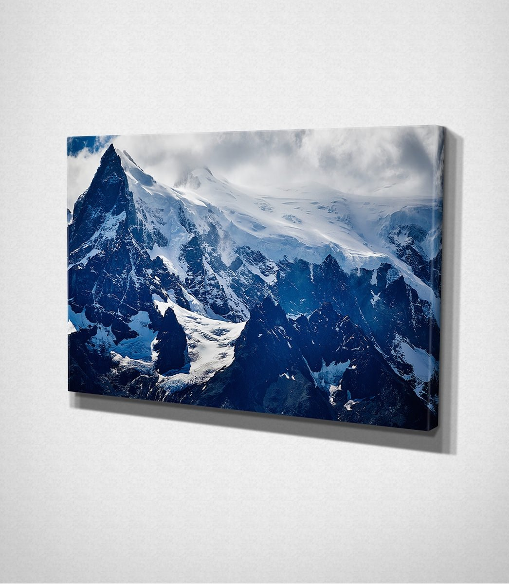 Swiss Alps Canvas