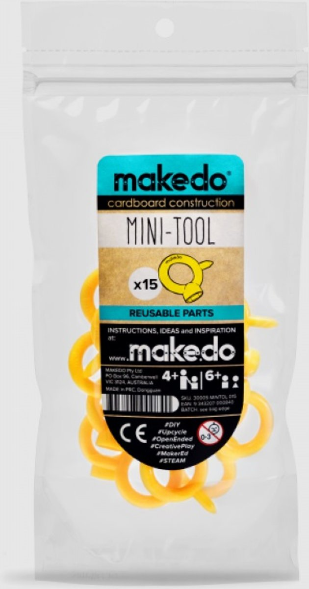 Makedo Mini Tools