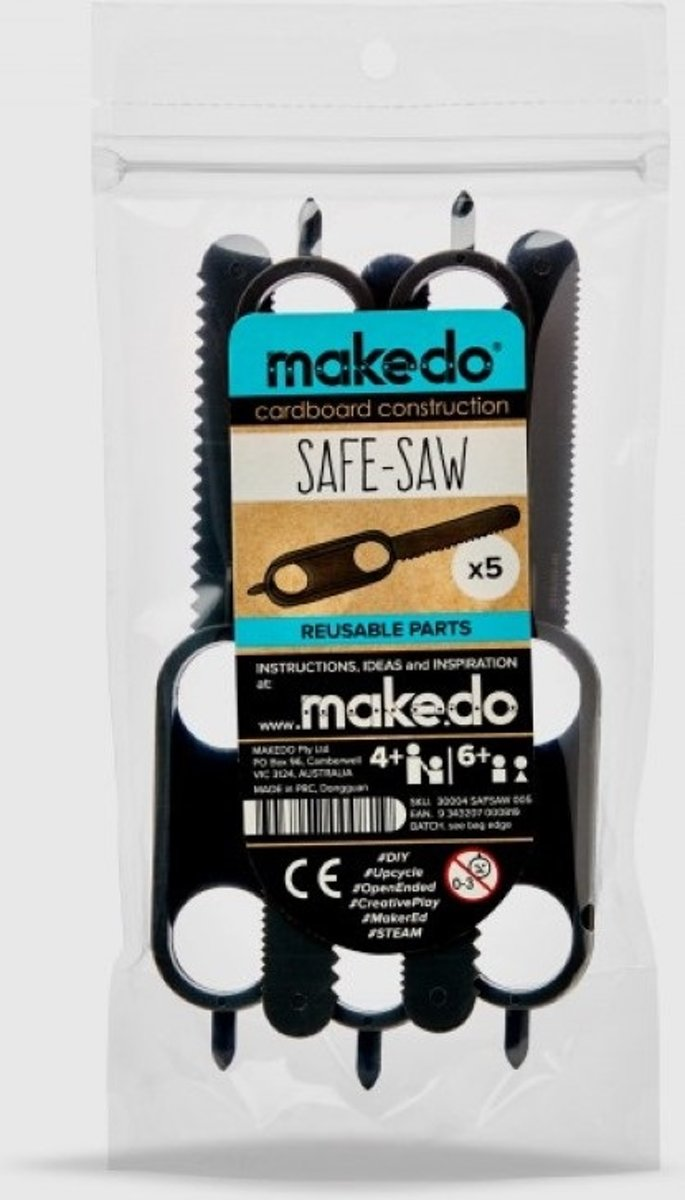 Makedo Safe Saw