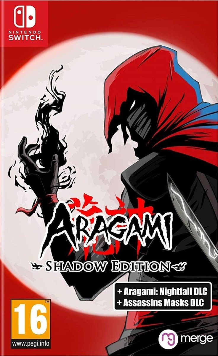 Aragami - Shadow Edition - Switch