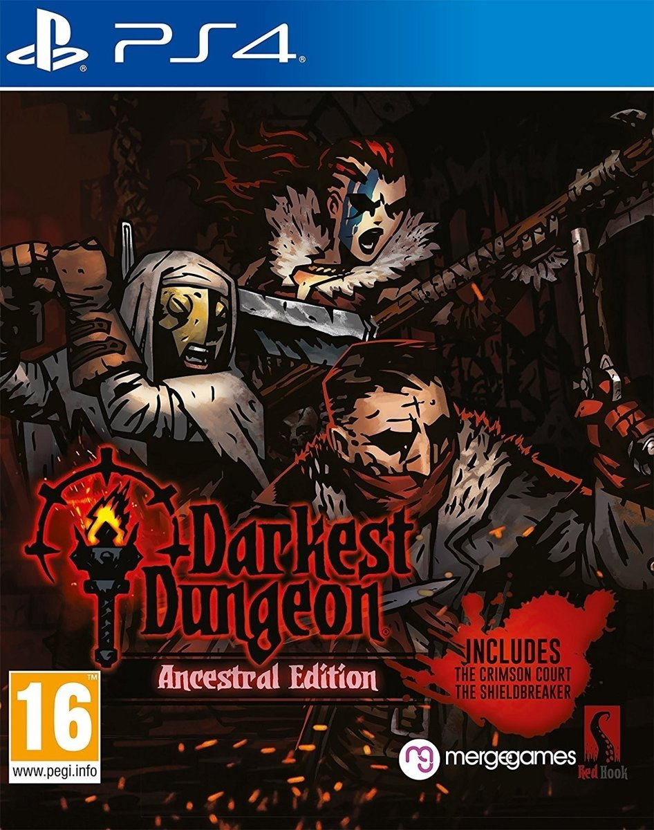 Darkest Dungeon: Ancestral Edition /PS4
