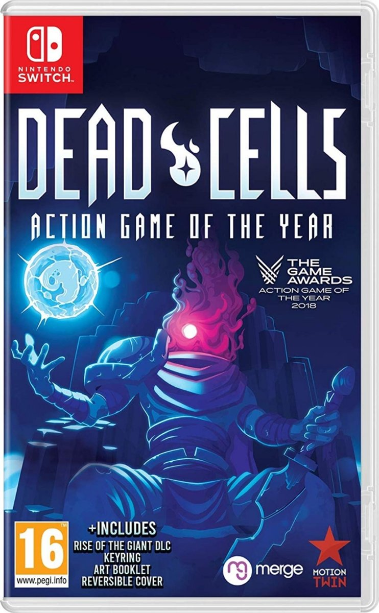 Dead Cells - Action Game of the Year /Switch