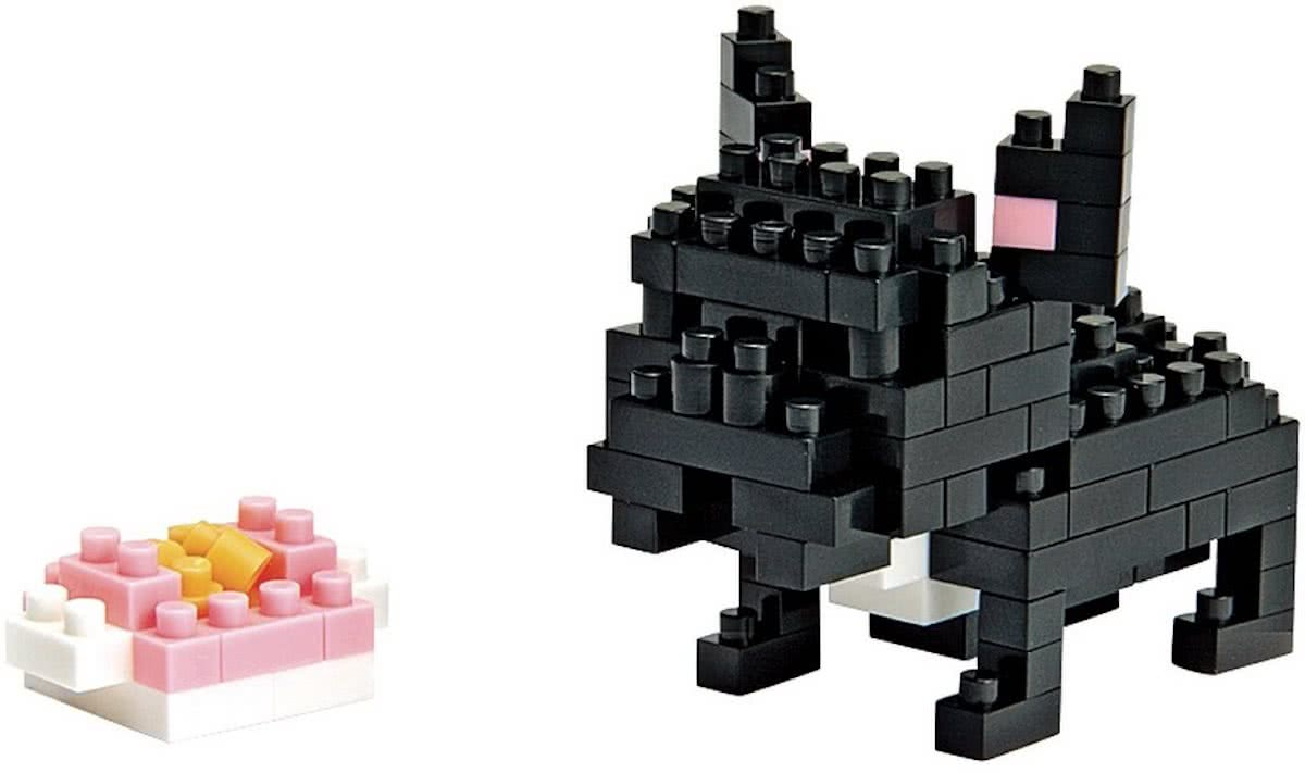 Nanoblock French Bulldog NBC-015 by Kawada
