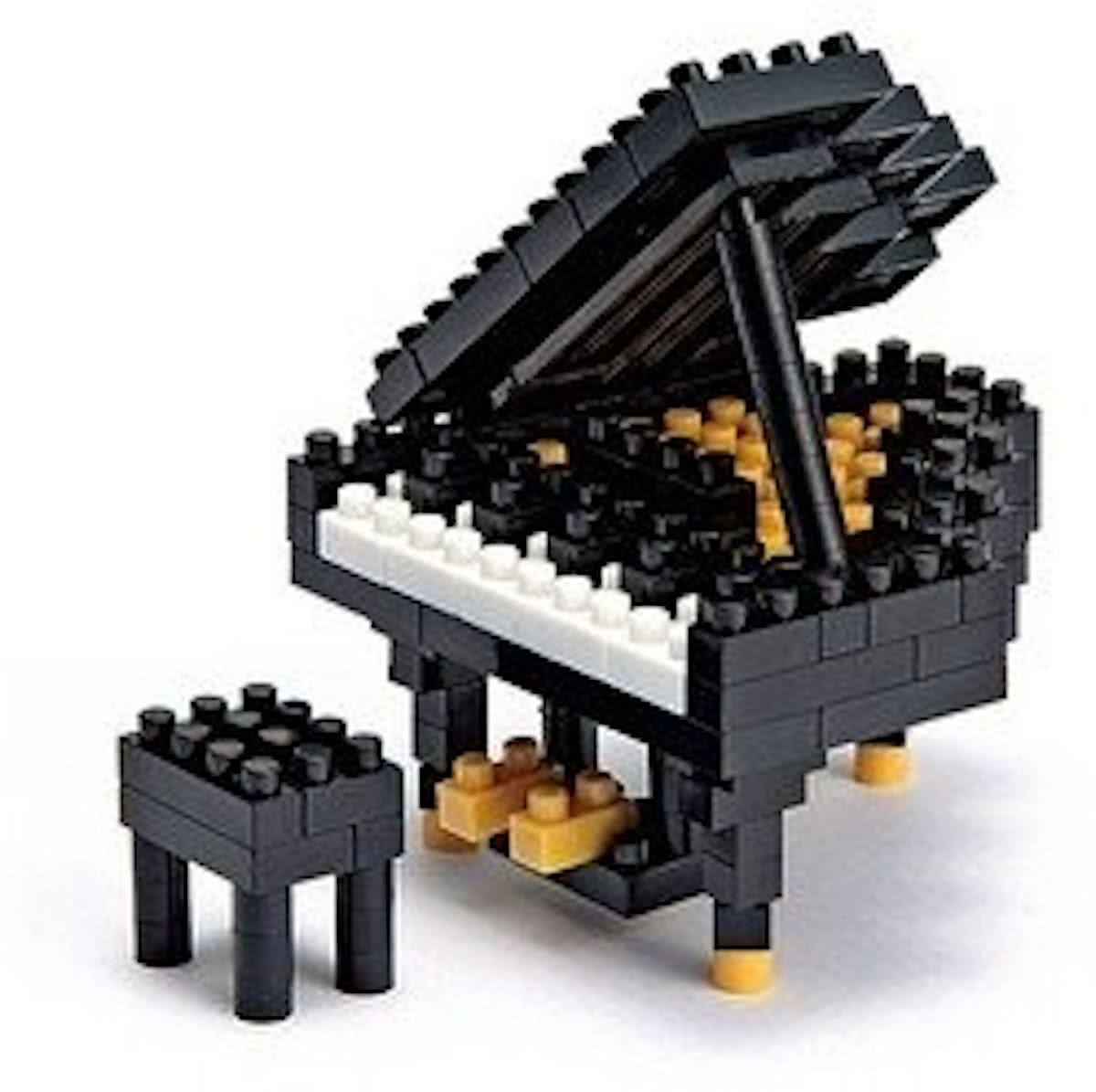 Nanoblock Grand Piano NBC-146 by Kawada