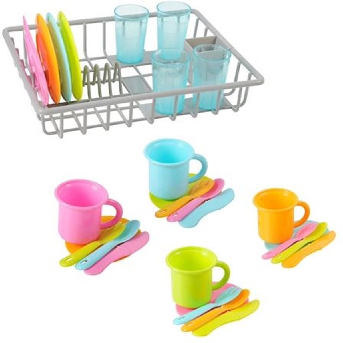 One Two Fun - my dish drainer - Afdruiprek - Speelgoed
