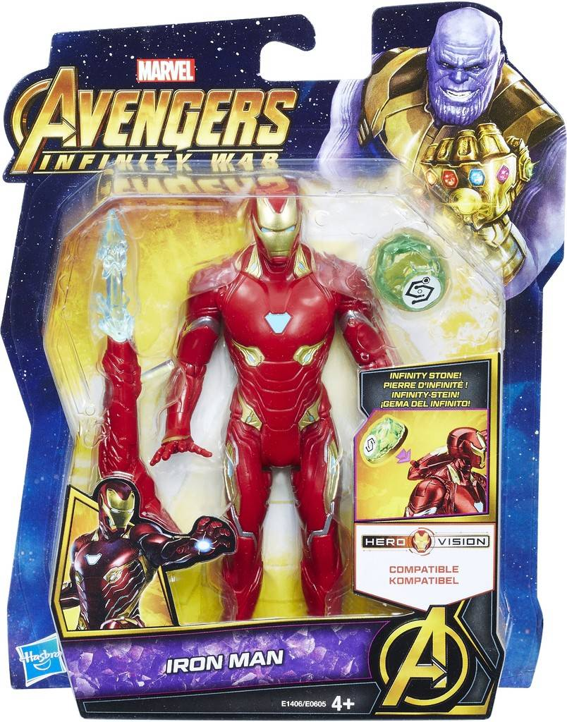 Action figure Avengers 15 cm: Iron Man