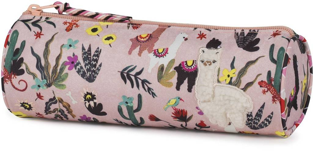 Etui Awesome Girls Alpaca 8x23x8 cm
