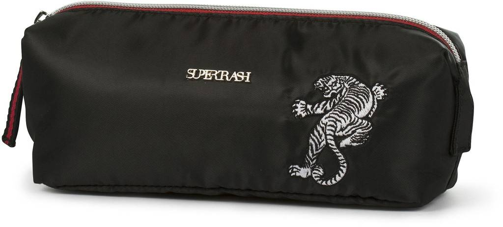 Etui Supertrash black 10x21x8 cm