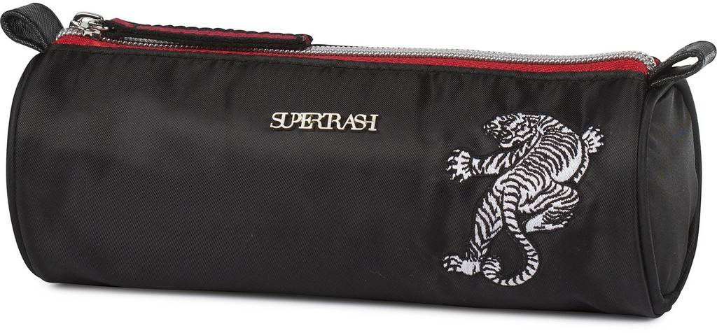 Etui Supertrash black 7x21x7 cm
