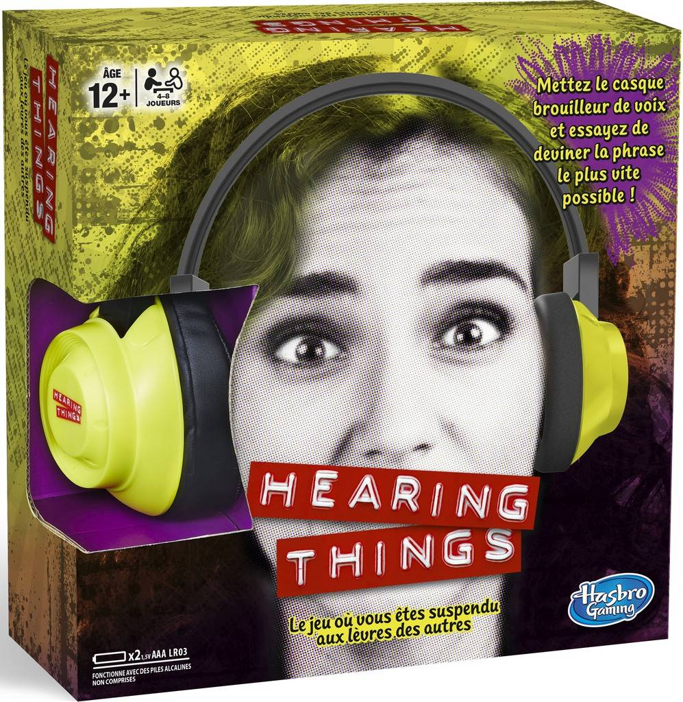 Hearing Things Alternate