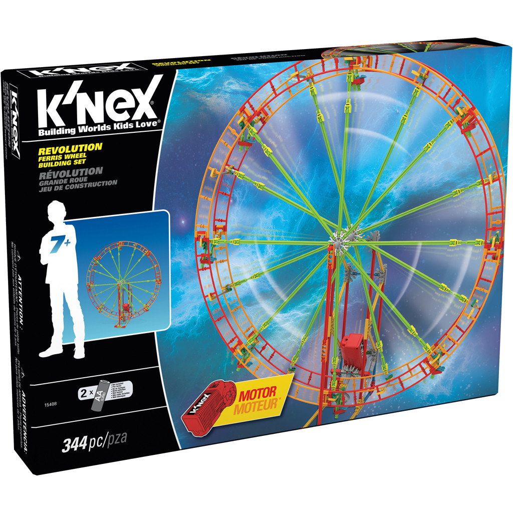 K´NEX Thrill Rides - Revolution Ferris Wheel