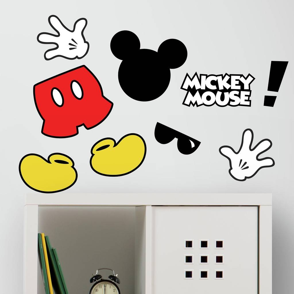 Muursticker Mickey Mouse RoomMates