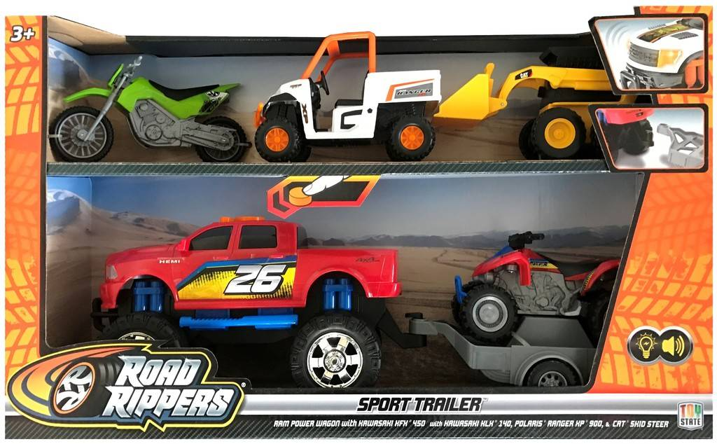 Ram Power Wagon Road Rippers Toy State