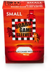 Sleeves Non Glare Board Game - Small (44x68 mm)