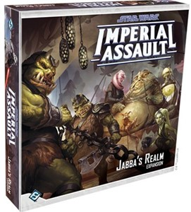 Star Wars Imperial Assault - Jabba´s Realm Expansion