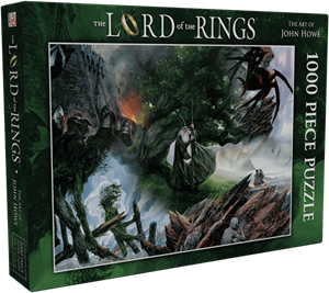 The Lord of the Rings Puzzel (1000 stukjes)