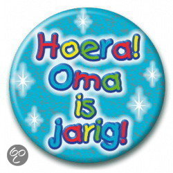- Oma is jarig (55 mm)