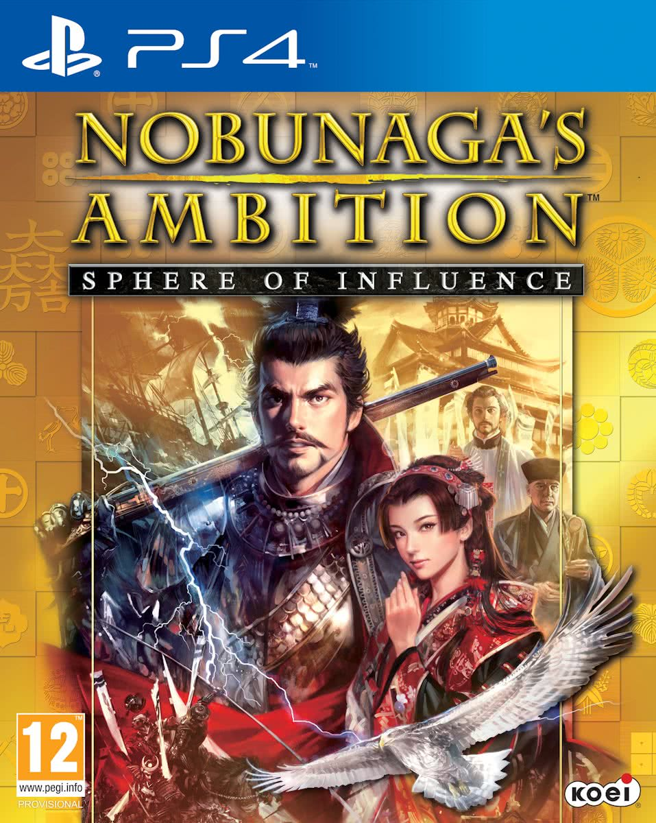 Nobunagas Ambition - PS4