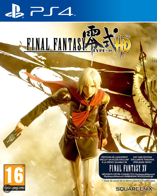 Final Fantasy Type-0 HD -   -
