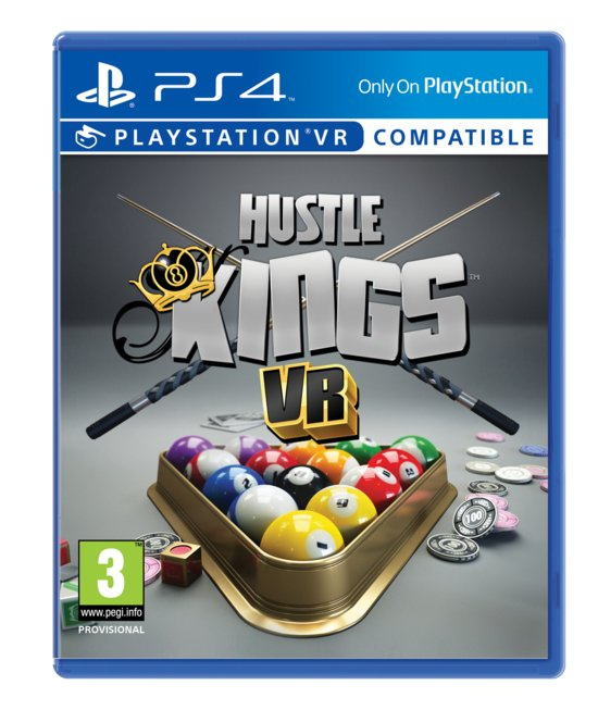 Hustle Kings -   VR