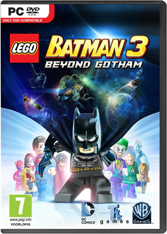LEGO Batman 3: Beyond Gotham - PC -