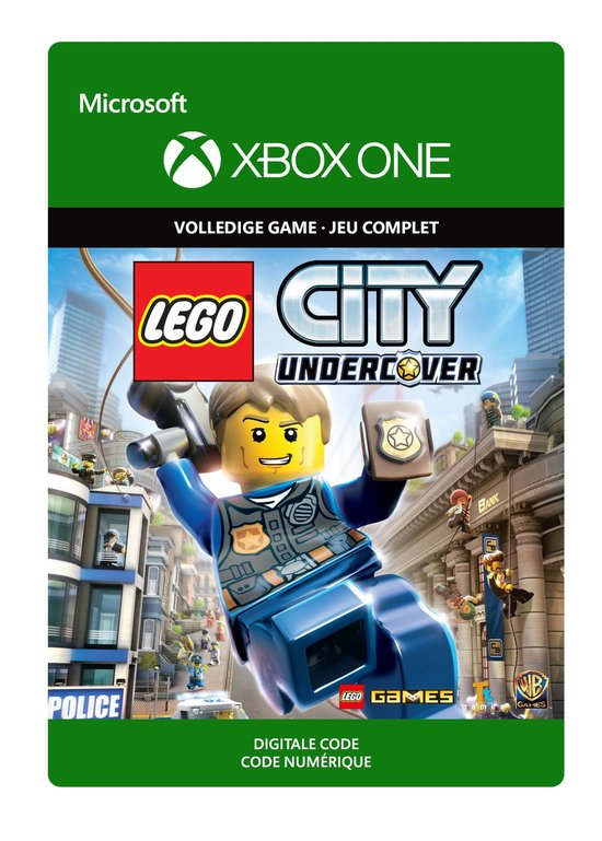 Lego City Undercover - Xbox One -