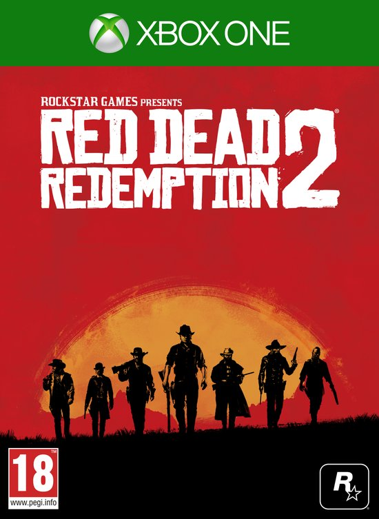 Red Dead Redemption 2 - Xbox One - Playstation 4