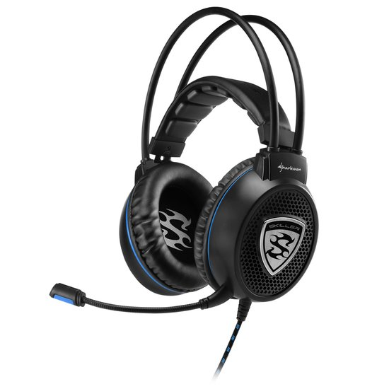 Skiller SGH1 - Gaming Headset - (PC + PS4 + Xbox One) - PlayStation 3