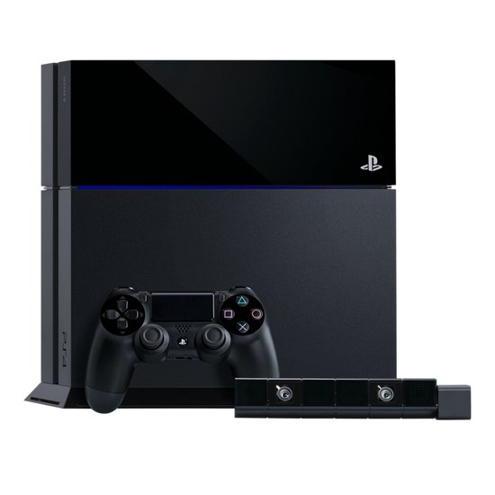 PlayStation 4 Console - 500GB - Zwart - PS4