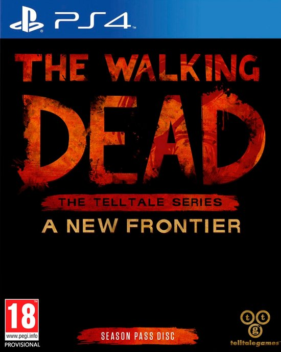 The Walking Dead - Season 3: A New Frontier -   -