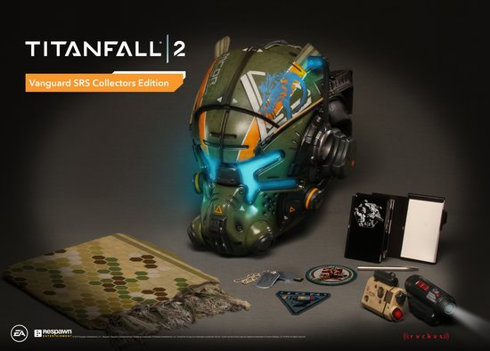 TitanFall 2 - Collectors Edition Vanguard SRS -   -