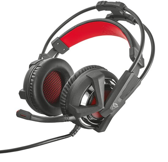 Trust GXT 353 - Vibration Gaming Headset - PS4 -