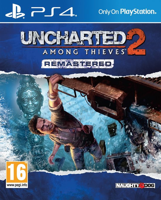 Uncharted 2, Among Thieves -   -