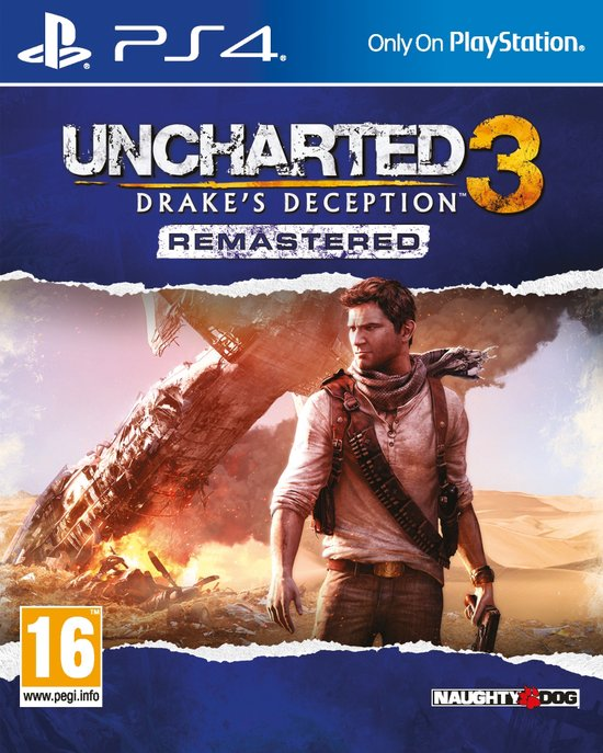 Uncharted 3: Drakes Deception -   -