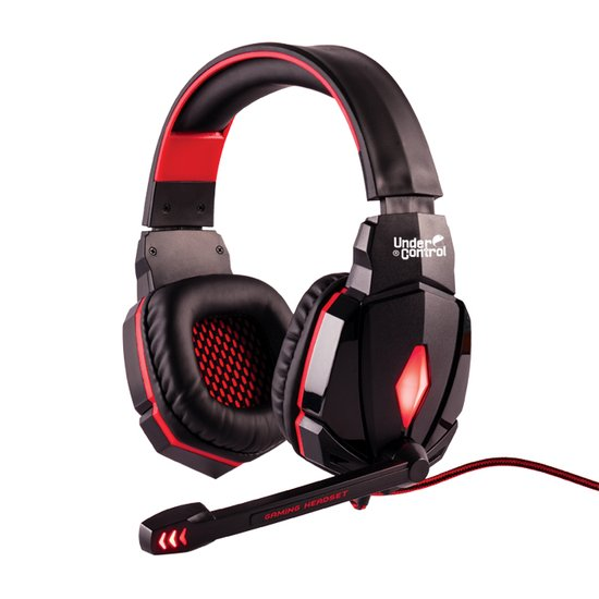 - Bedrade PC Gaming Headset UC-250 - PlayStation 3