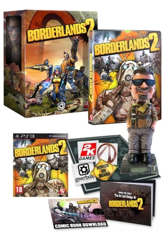 Borderlands 2 - Vault Hunter Edition - PlayStation 3