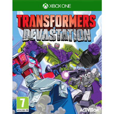 Transformers: Devastation voor XBOX One