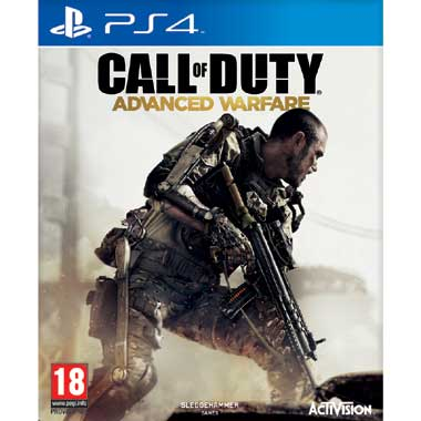 Call of Duty: Advanced Warfare 2014 voor