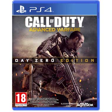 Call of Duty: Advanced Warfare Day Zero Edition voor