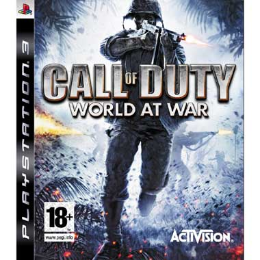 Call of Duty: World at War voor