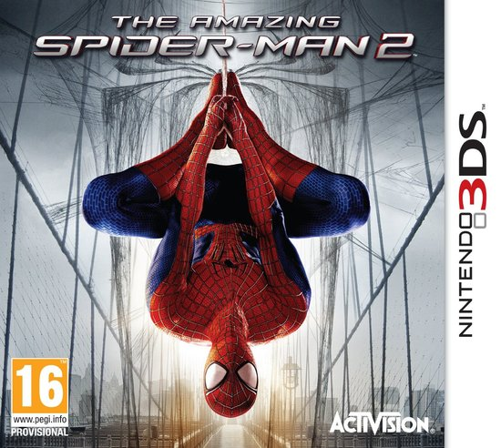 The Amazing Spiderman 2 - 3DS
