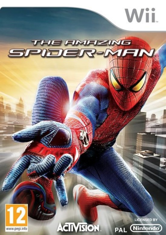 The Amazing Spiderman for