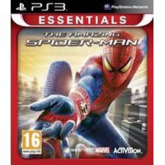 The Amazing Spiderman voor ps3
