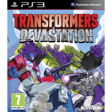 Transformers: Devastation voor