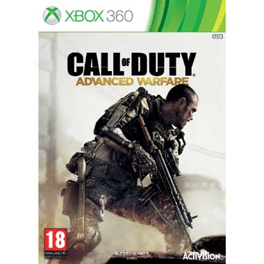 Xbox 360 Call of Duty: Advanced Warfare 2014