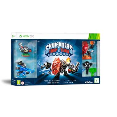 Xbox 360 Skylanders: Trap Team Dark Edition