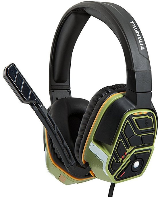 LVL 5 Plus - Gaming Headset - Quadboost - Titanfall 2 Marauder SRS - PS4 - PlayStation 3